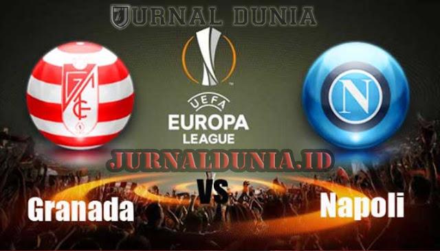 Prediksi Granada vs Napoli, Jumat 19 Februari 2021 Pukul 03.00 WIB