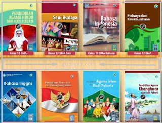 Download Buku SMA/SMK Kelas XII Revisi 2020 - Covid 19