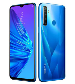 Realme 5s specifications Price