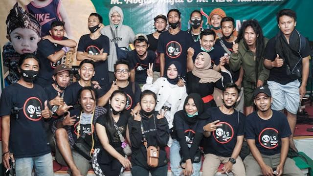KYLS, wadah belajar bagi Youtuber di Lombok Timur