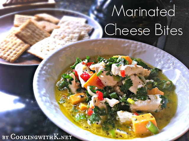 Marinated Cheese