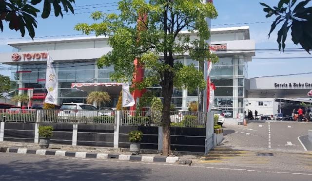 Daftar Lengkap Dealer Resmi Toyota Auto2000 di Surabaya