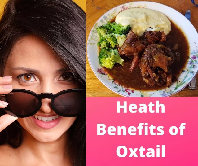 Health benefits of Oxtail