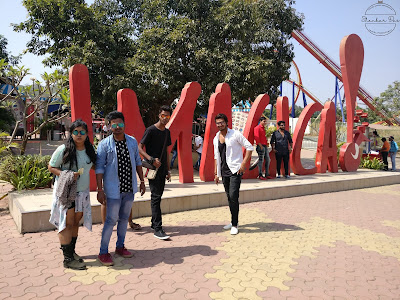 Adlabs imagica Mumbai trip