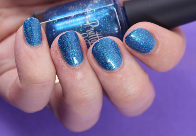 Pretty Serious Ara Nail Polish Swatches & Review