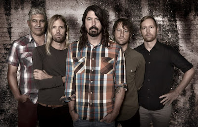 Foo Fighters confirmados no NOS Alive 2017
