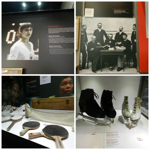 Museu Olímpico e do Esporte, Barcelona