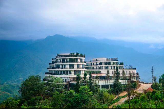 Pao's Sapa Leisure - Khách sạn 5 sao theo mô hình ruộng bậc thang
