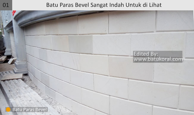 batu alam dinding indah