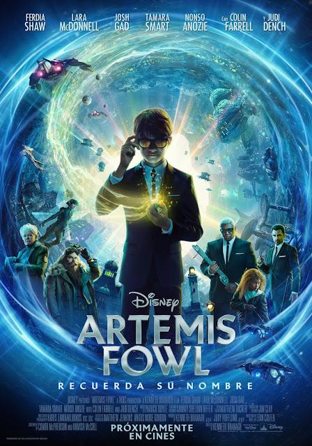 Cartel Artemis Fowl