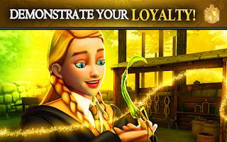 Harry Potter Hogwarts Mystery Mod APK Unlimited Gems and Energy
