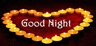 latest good night friends images heart