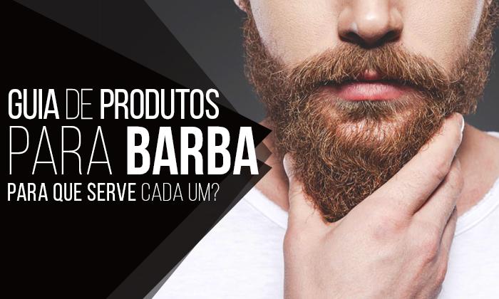 4140552c7 Existem DIVERSOS tipos de Produtos para a Barba, né? Tem tanta coisa  específica disponível hoje em dia que a gente fica até meio perdido do que  usar, ...