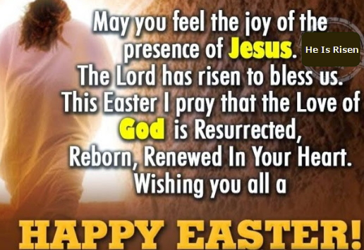 happy easter sunday 2018