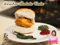 viaindiankitchen - Mumbai Batata Vada