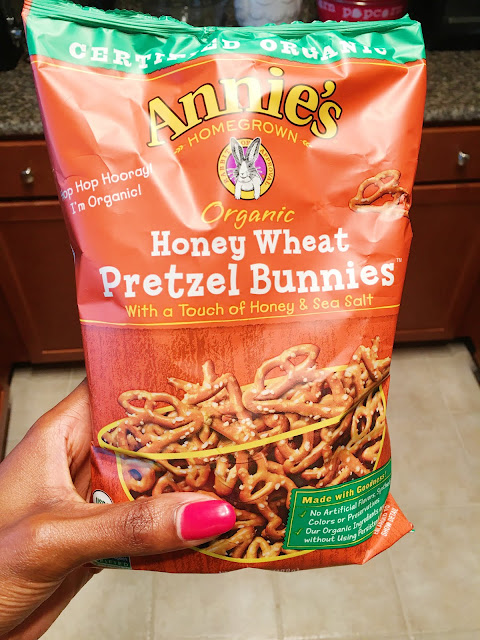 Annie's Honey Wheat Pretzel Bunnies
