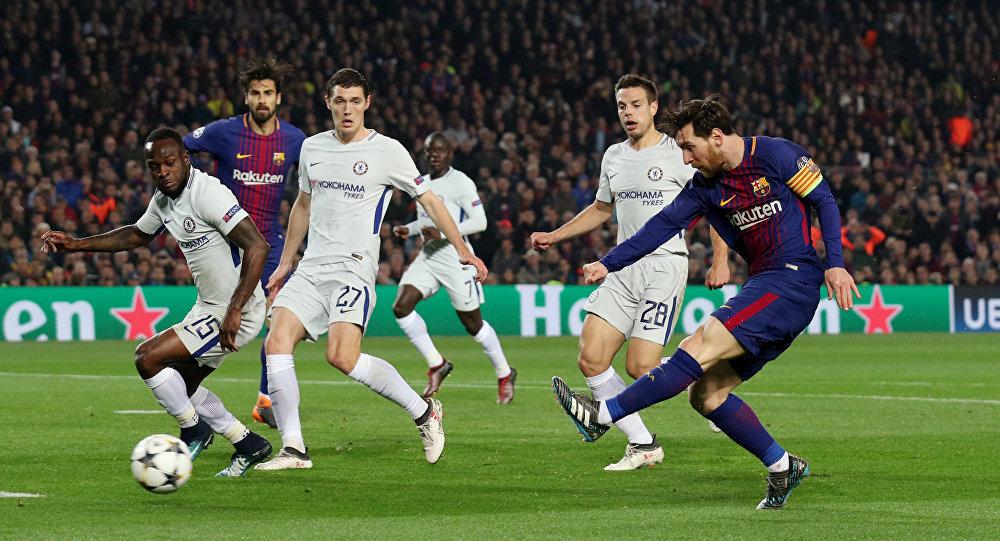 نتيجة مباراة برشلونة وتشيلسي بتاريخ 23-07-2019 مباراة ودية