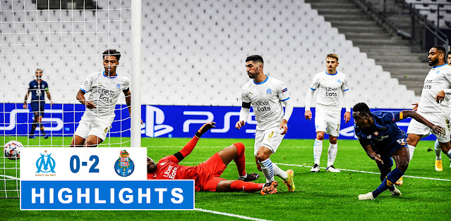 Olympique Marseille vs Porto – Highlights