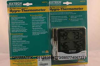 Jual Extech 445713 Indoor / Outdoor ThermoHygrometer
