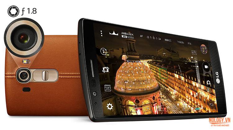 Camera của LG G4 Docomo