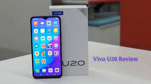 Cara screenhsot hp vivo u20