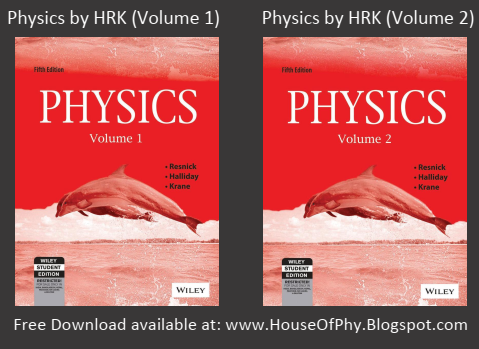 Resnick Halliday Physics For Iit Jee Pdf