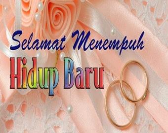 Kata Ucapan Selamat Pernikahan Buat Sahabat
