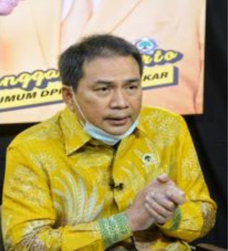 Wakil Ketua DPR Azis Syamsuddin Dicekal Berpergian ke Luar Negeri