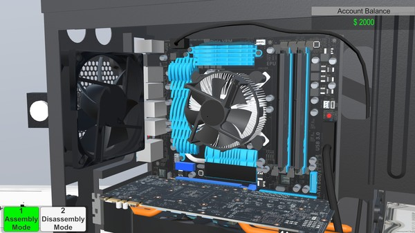 PC Building Simulator: cos'è e come funziona
