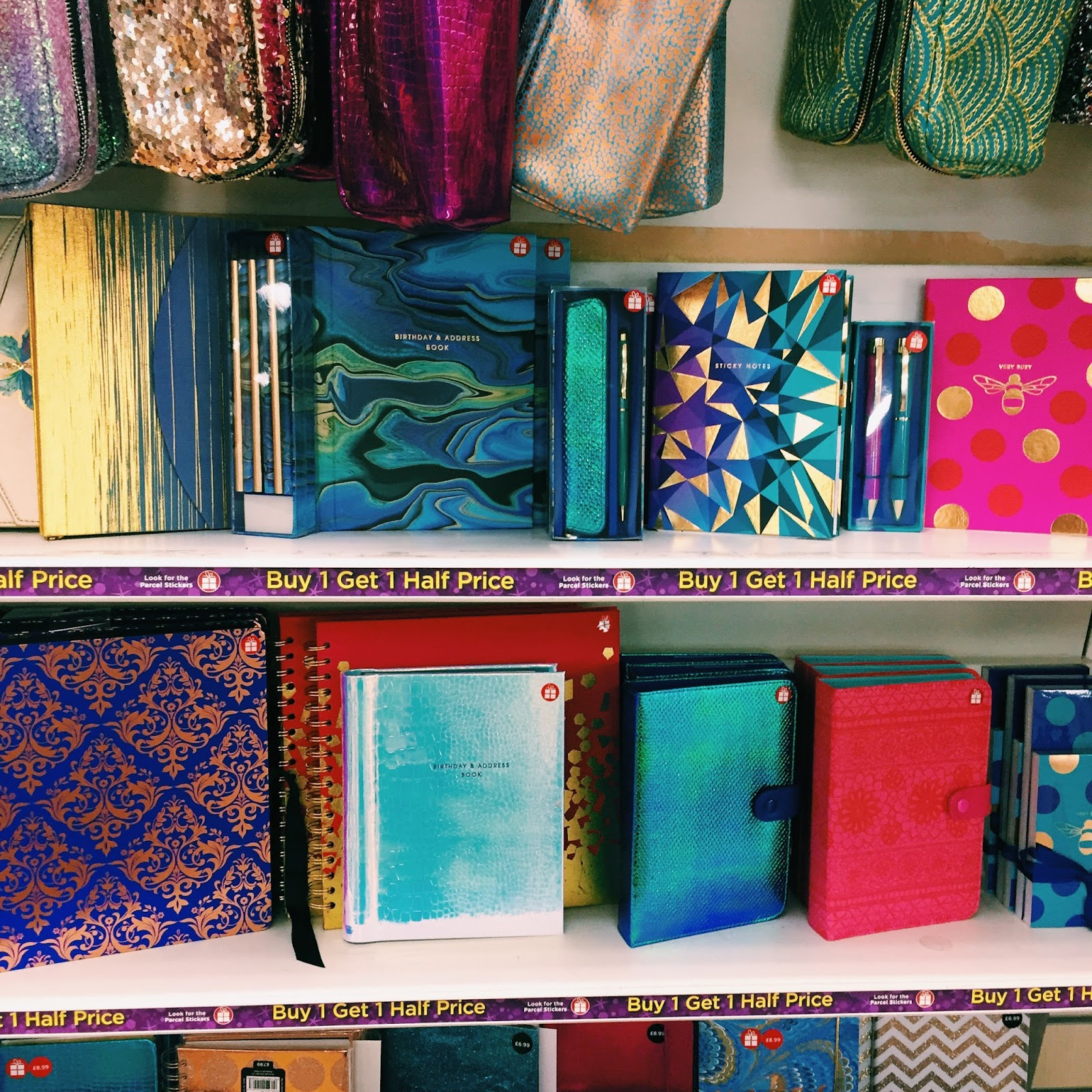 WHSmith Planners and Notebooks