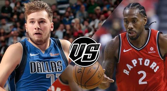 Live Streaming List: Dallas Mavericks vs Toronto Raptors 2018-2019 NBA Season