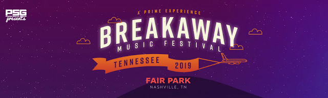 Visit Music City when you enter to win a trip for two people to the 2019 Breakaway Music Festival at Fair Park in Nashville, Tennessee!