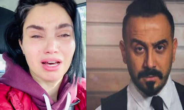 التونسية مديحة الحمداني زوجة قصي خولي تخرج عن صمتها و تتهمه بالكذب واهمال ابنهما وتهدّد بفضحه