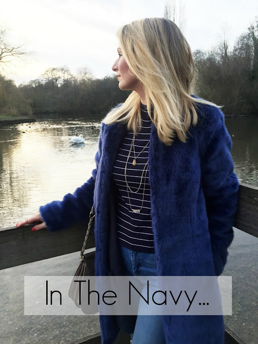 OUTFIT | In The Navy