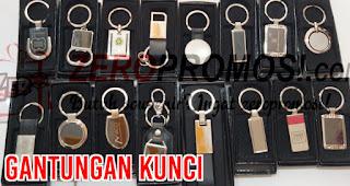 Gantungan Kunci merupakan salah satu rekomendasi souvenir menarik untuk media promosi