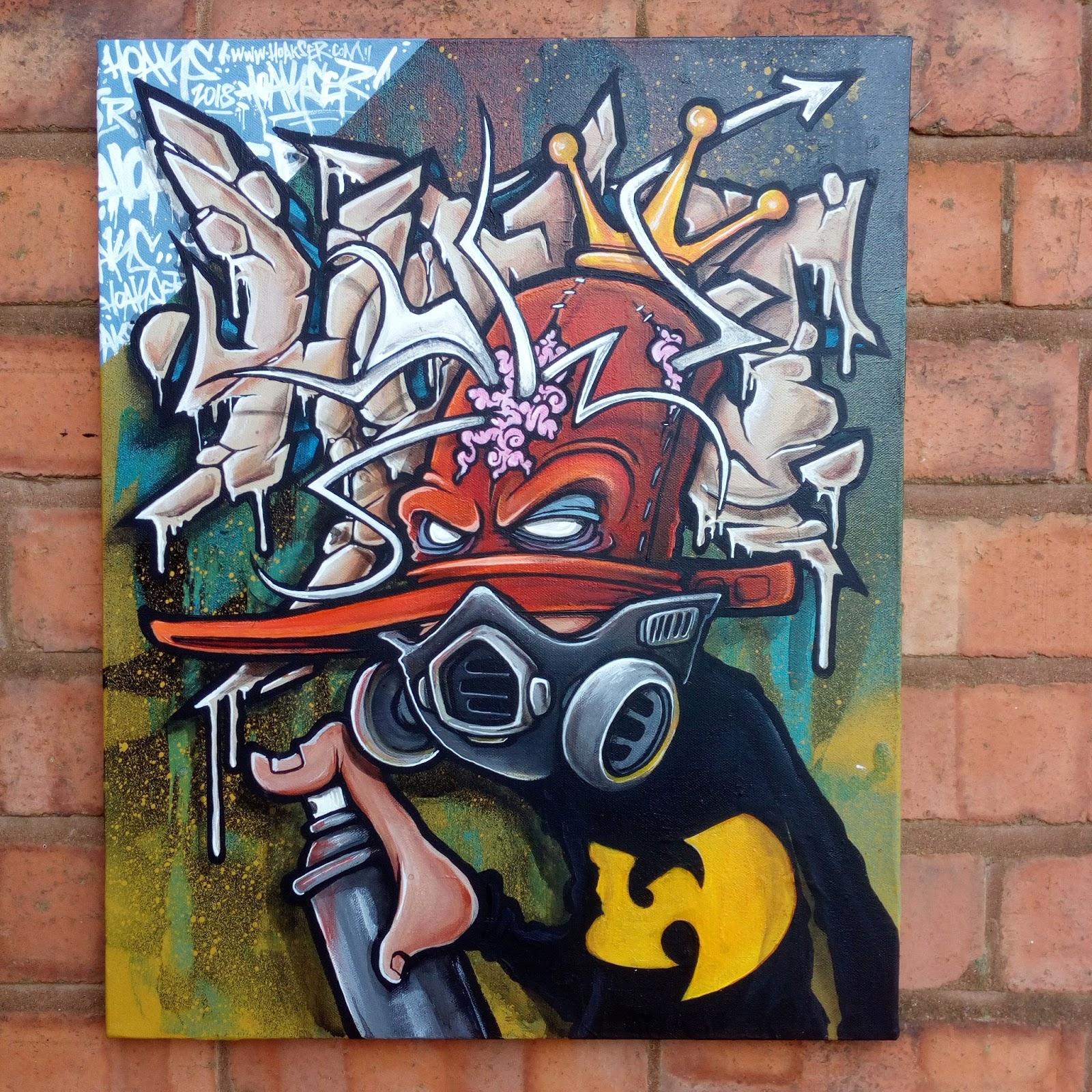 Hoakser S Blog Thinking Cap Maskedman Canvas