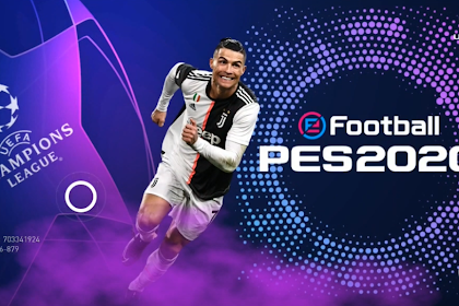 eFootball Pes Mobile 2020 UCL V4.3.1 Obb File No Root By QT PES