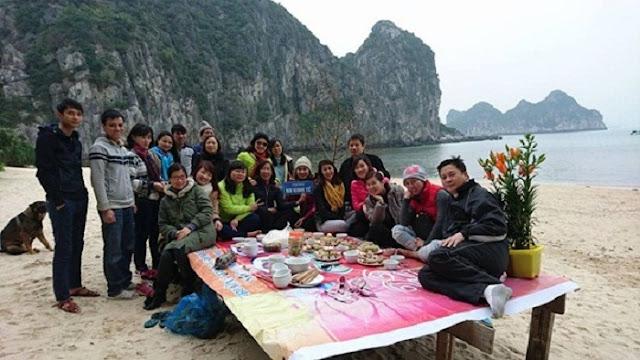 Kinh nghiệm du lịch đảo Mắt Rồng - hòn đảo tuyệt đẹp phía Nam Vịnh Hạ Long 3