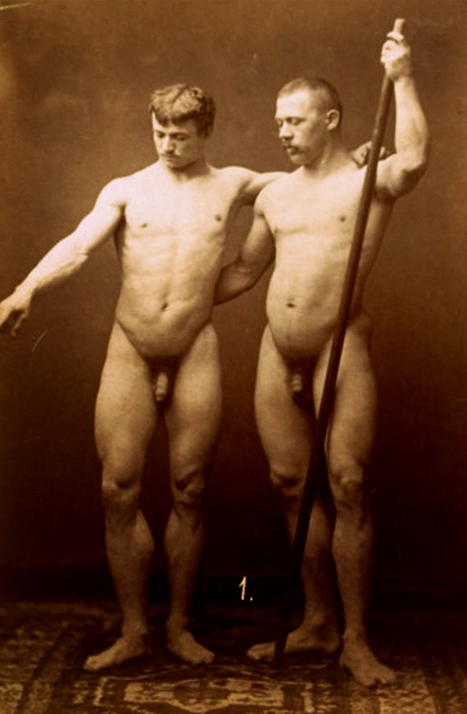 Consider, that Male physique vintage erotica doug courtney opinion