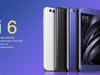 Xiaomi Mi 6 Bakal di Rilis  Harga Terjangkau