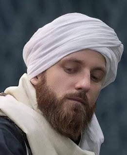 Syekh Mus'ab Pendfoud, Warga Inggris yang Islam karena Akhlak Muslim