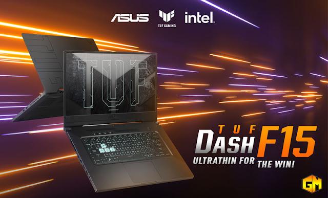 Asus TUF 15 Gaming Laptop Gizmo Manila