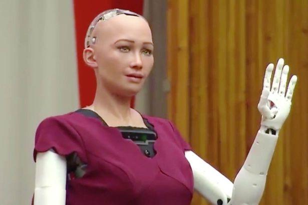 İnsansı Robot Sophia Hakkında Her Şey