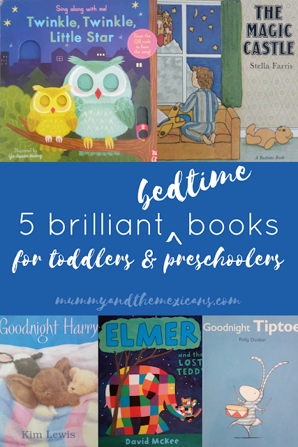5 Brilliant Bedtime Books For Toddlers And Preschoolers