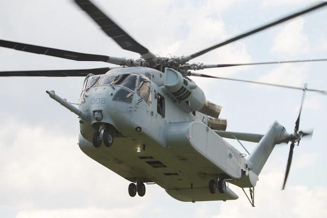 CH-53K khổng lồ