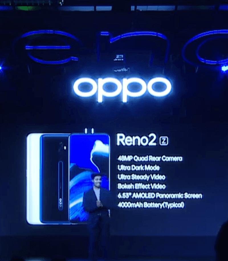 Reno2Z