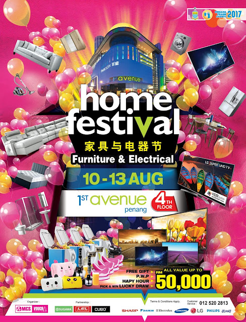 Home Festival 1st Avenue Mall Penang