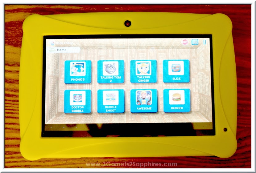 Android ClickN Kids Learning Tablet