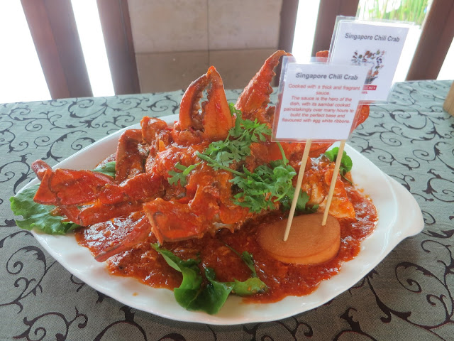 Signature Chilli Crab