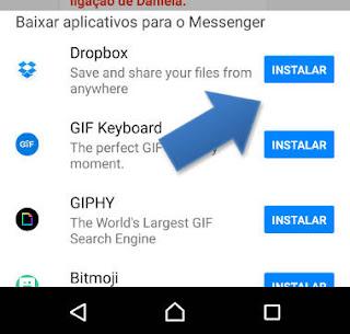 Enviar vídeos e outros arquivos Grandes pelo Facebook Messenger